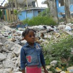 Child in Port-au-Prince