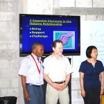 Fred Bemak and Rita-Chi-Ying Chung Training Principals
