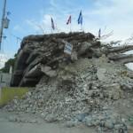 More Building Destruction