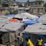 Tent Camp 2 in Port-au-Prince