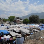 Tent Camp in Port-au-Prince